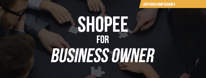 Shopee for Business Owner